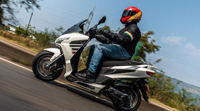 Piaggio Group: Aprilia SXR 160 named Scooter of the Year in India